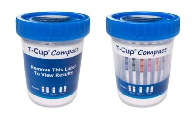 T-Cup Compact Multi-Drug Test