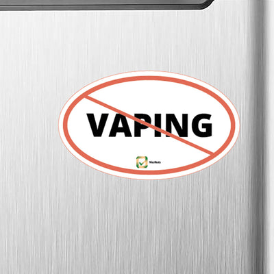 Stop-Vaping Car Magnet