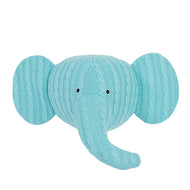 Jollein Elephant Wall Decoration - Mint Cable