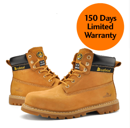 Indestructible Safety Boots - dealsbreak