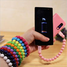USB Bead Bracelet Charger - dealsbreak