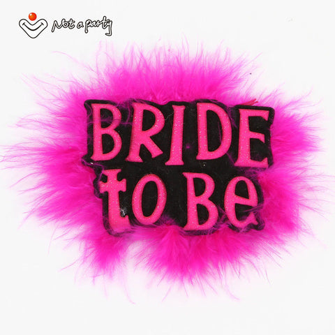 Spanish English All For Hen Party Bachelorette Wedding Badge