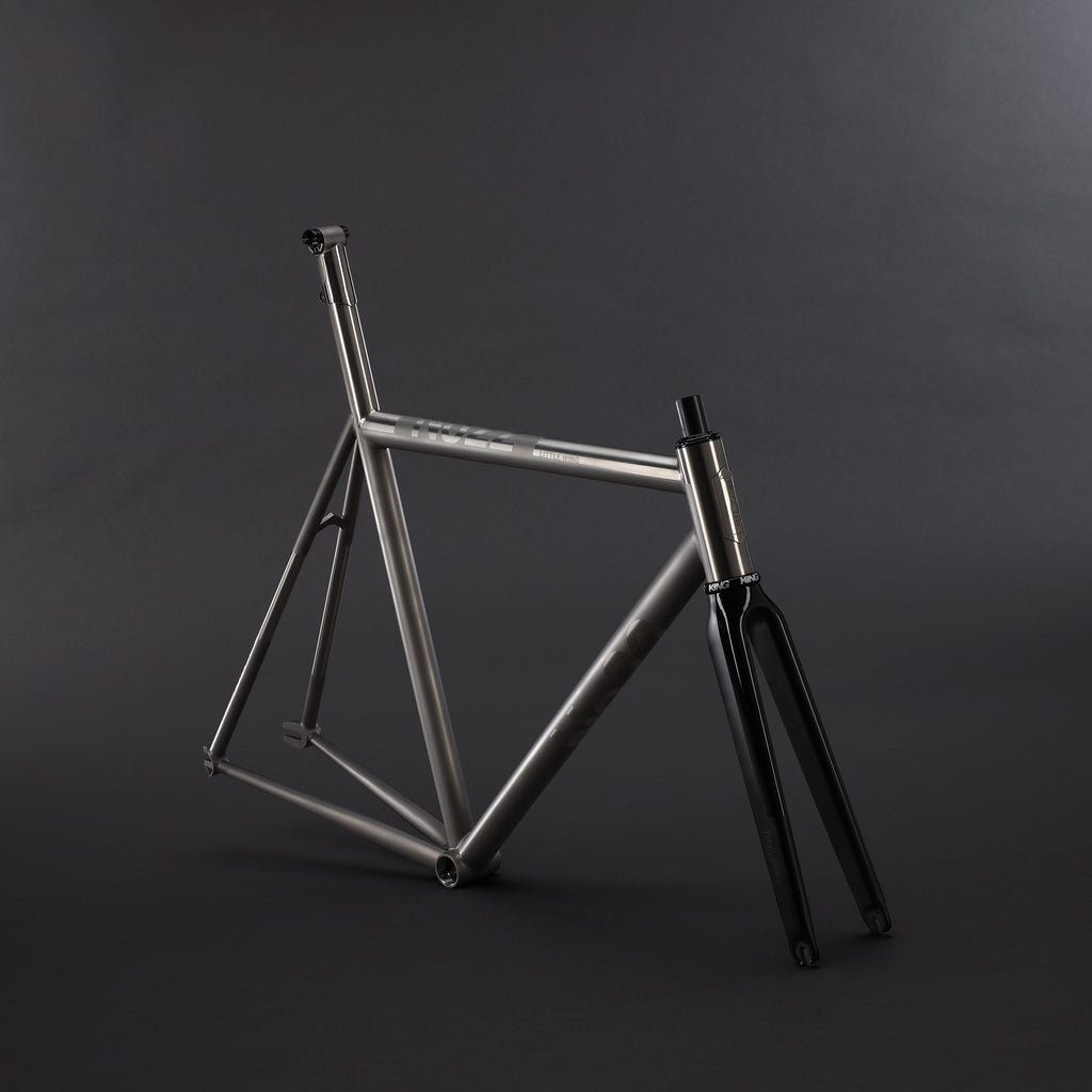 Low weight bicycle frame