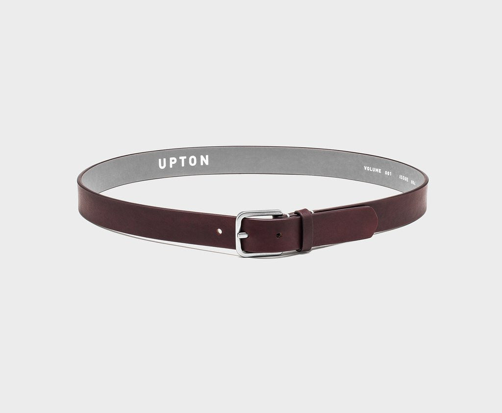 Upton belt - Fifty wine