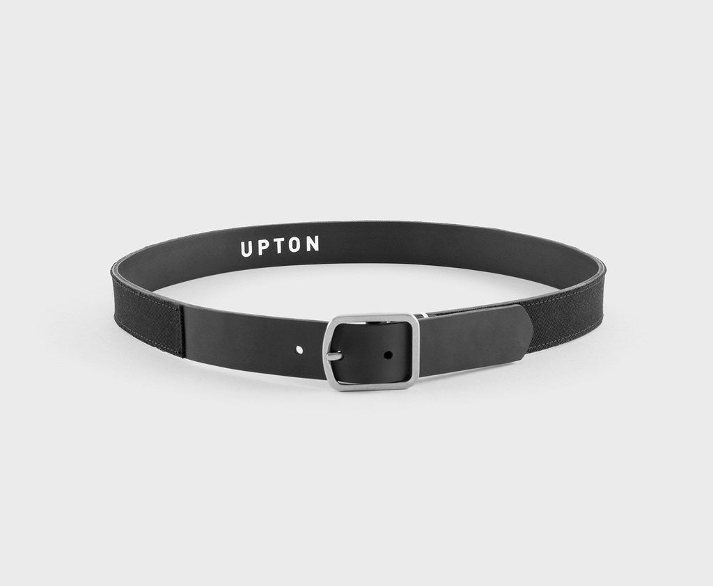 Upton belt - Ward black