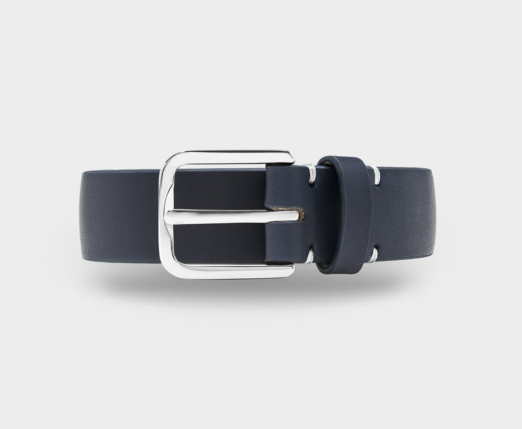 Upton belt - Duke navy