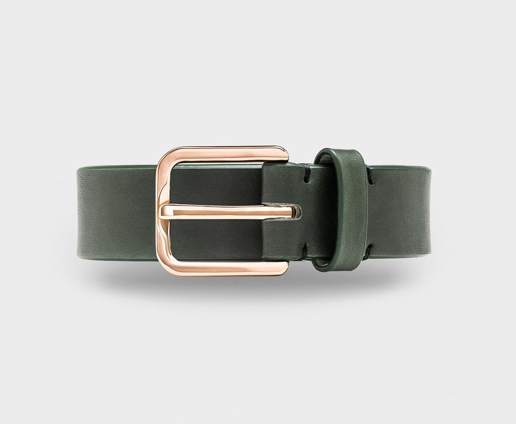 Upton belt - Fifty huntergreen
