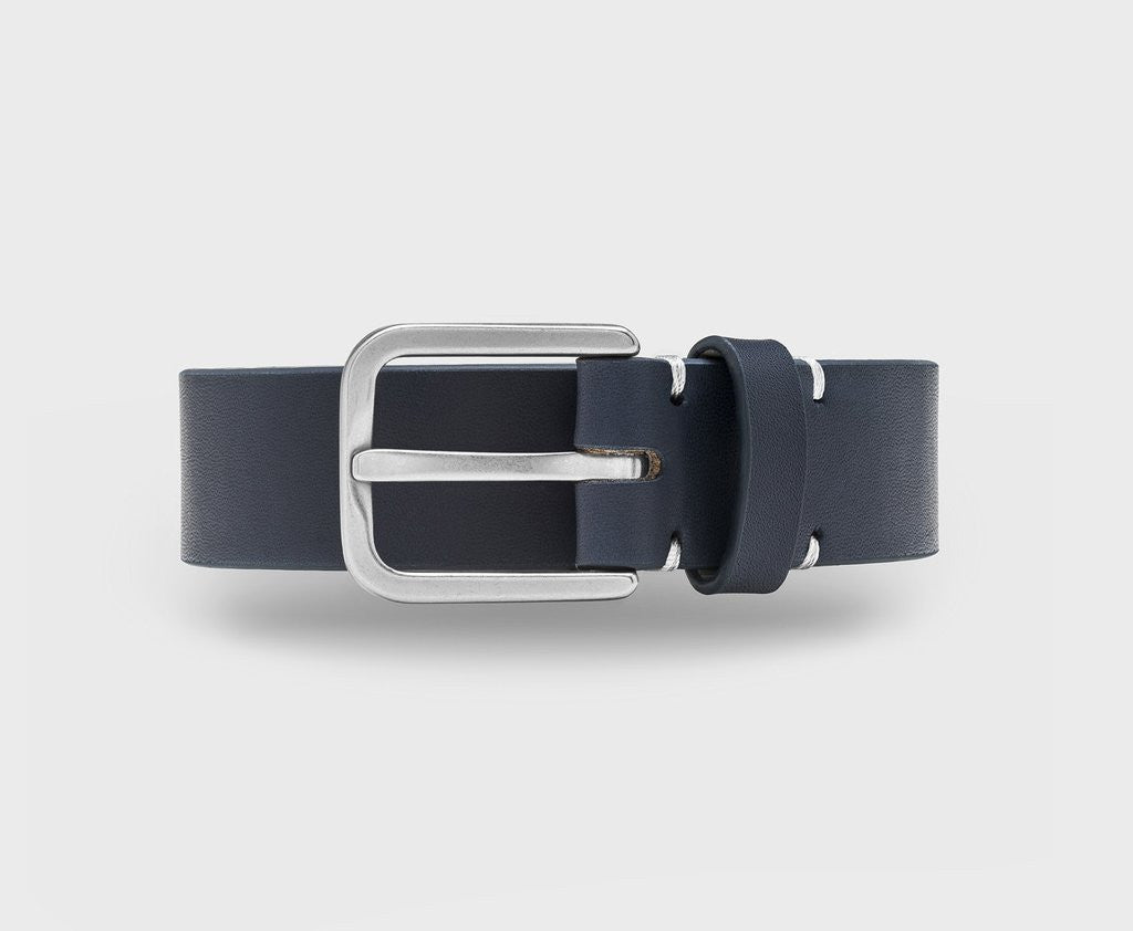 Upton belt - Fifty navy