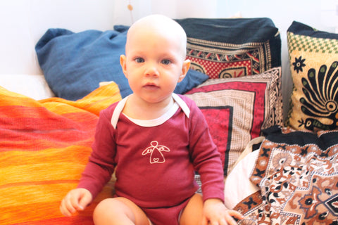 Organic Cotton Baby Clothes - Guardian Angel - Organic by Feldman