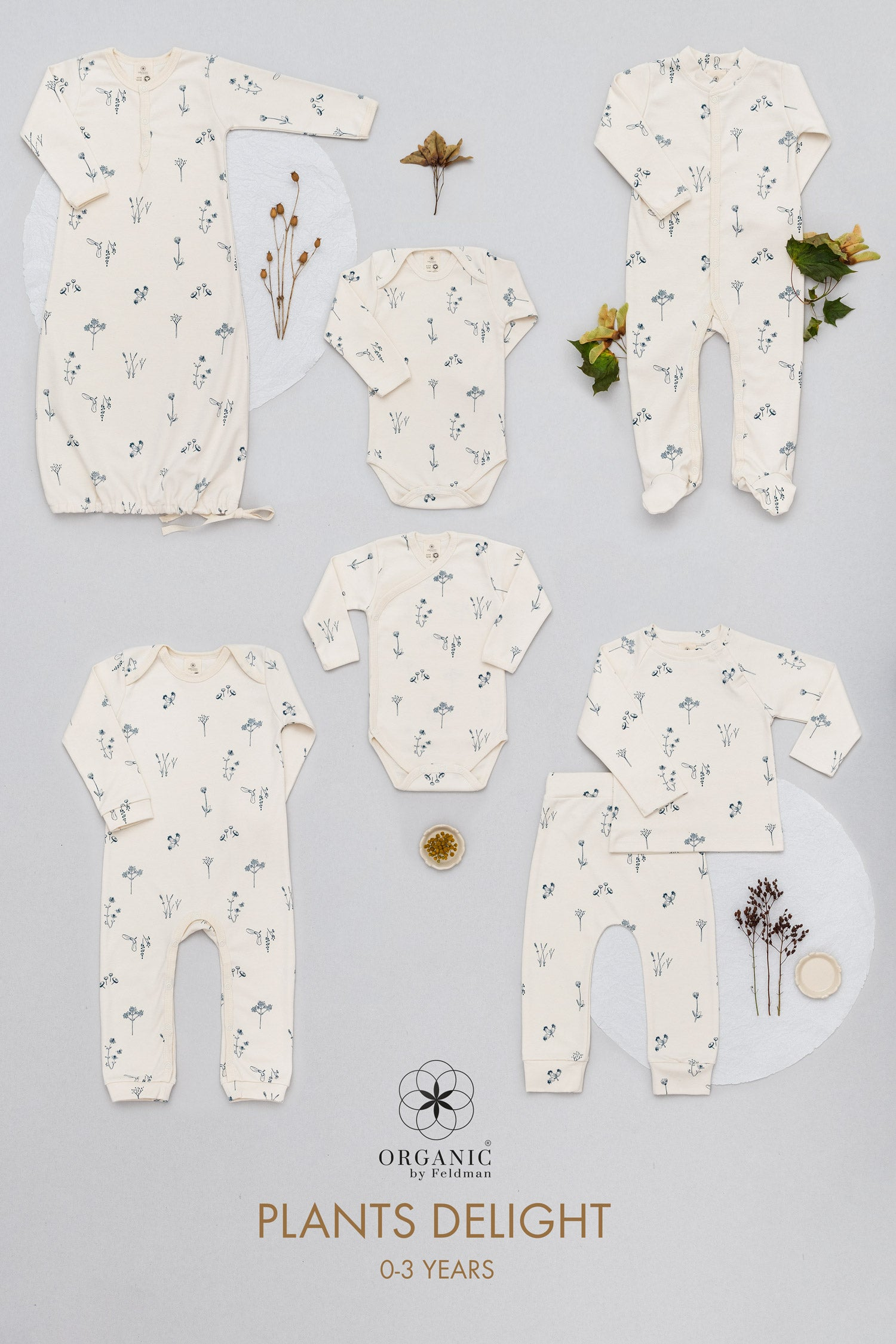plants delight essentials collection baby basics