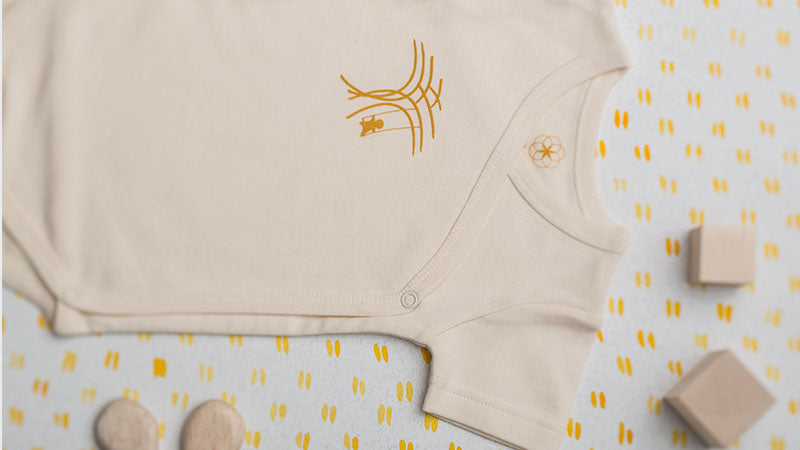 Organic Cotton Baby Clothes - Joy of Life 2 - Organic by Feldman