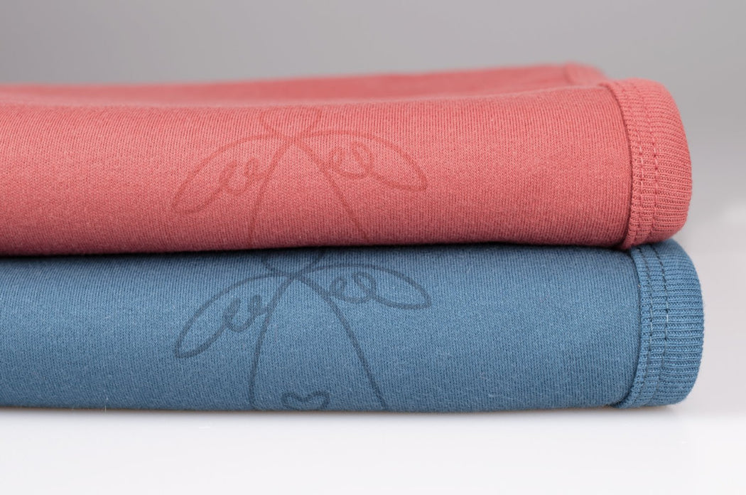 Guardian Angel organic cotton baby blanket