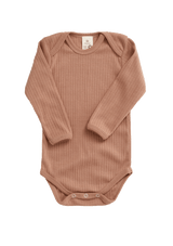 Baby Body Langarm Play of Colours Sienna