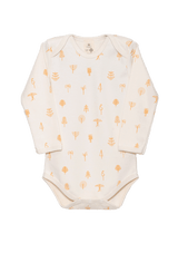 Protective Forest Baby Body Langarm