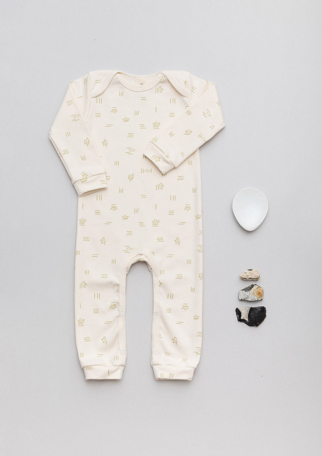 Overall play-suit Organic by Feldman Water of Life