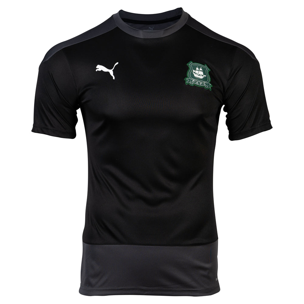 20-21 Adult Black Training Jersey