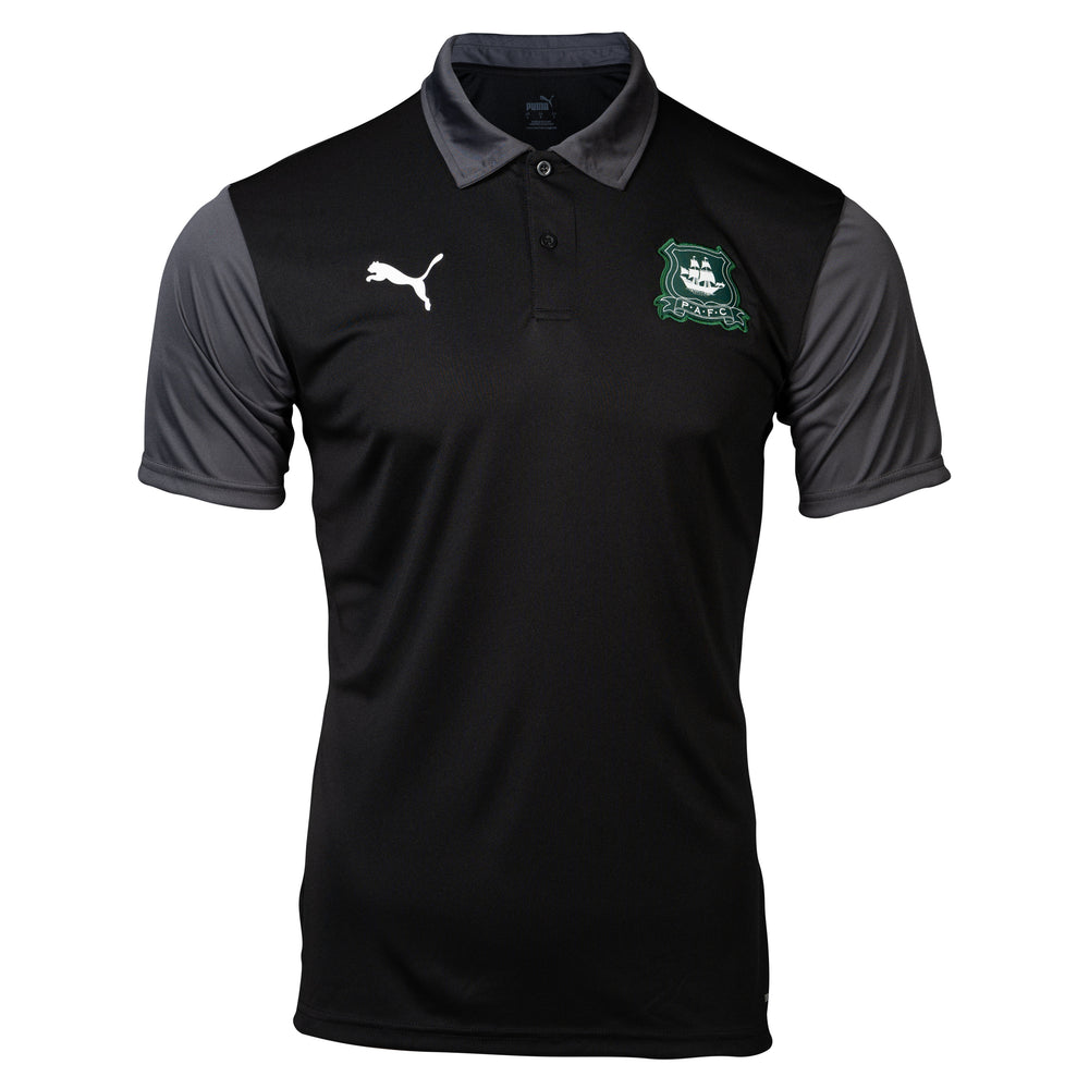 20-21 Adult Black Training Polo