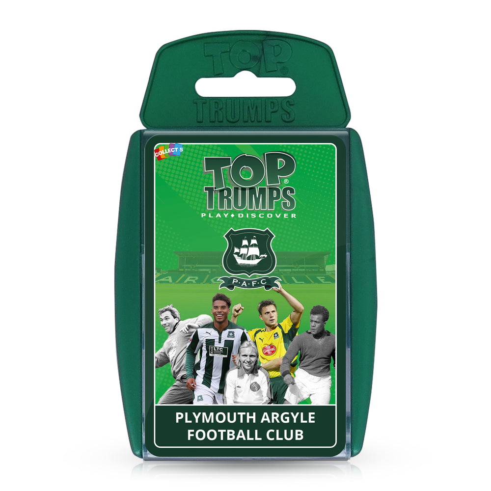 Top Trumps - Now Available*