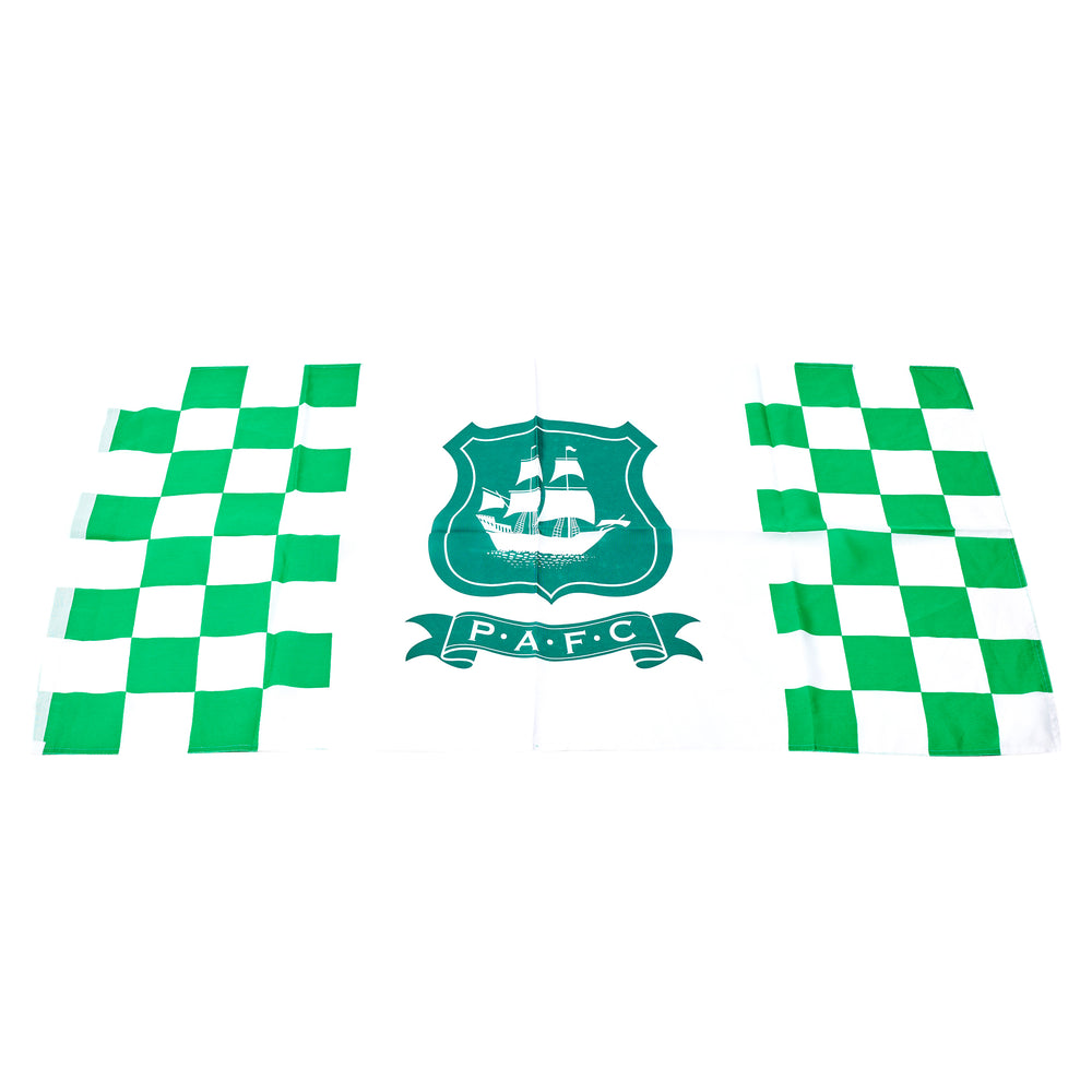 PAFC - Green and White Flag