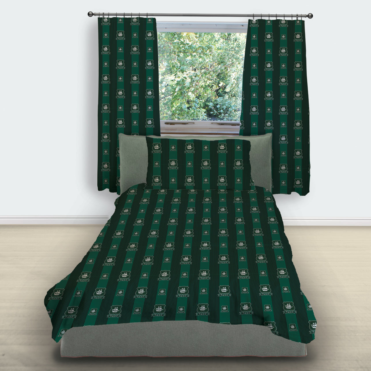 PAFC Toddler Duvet Set