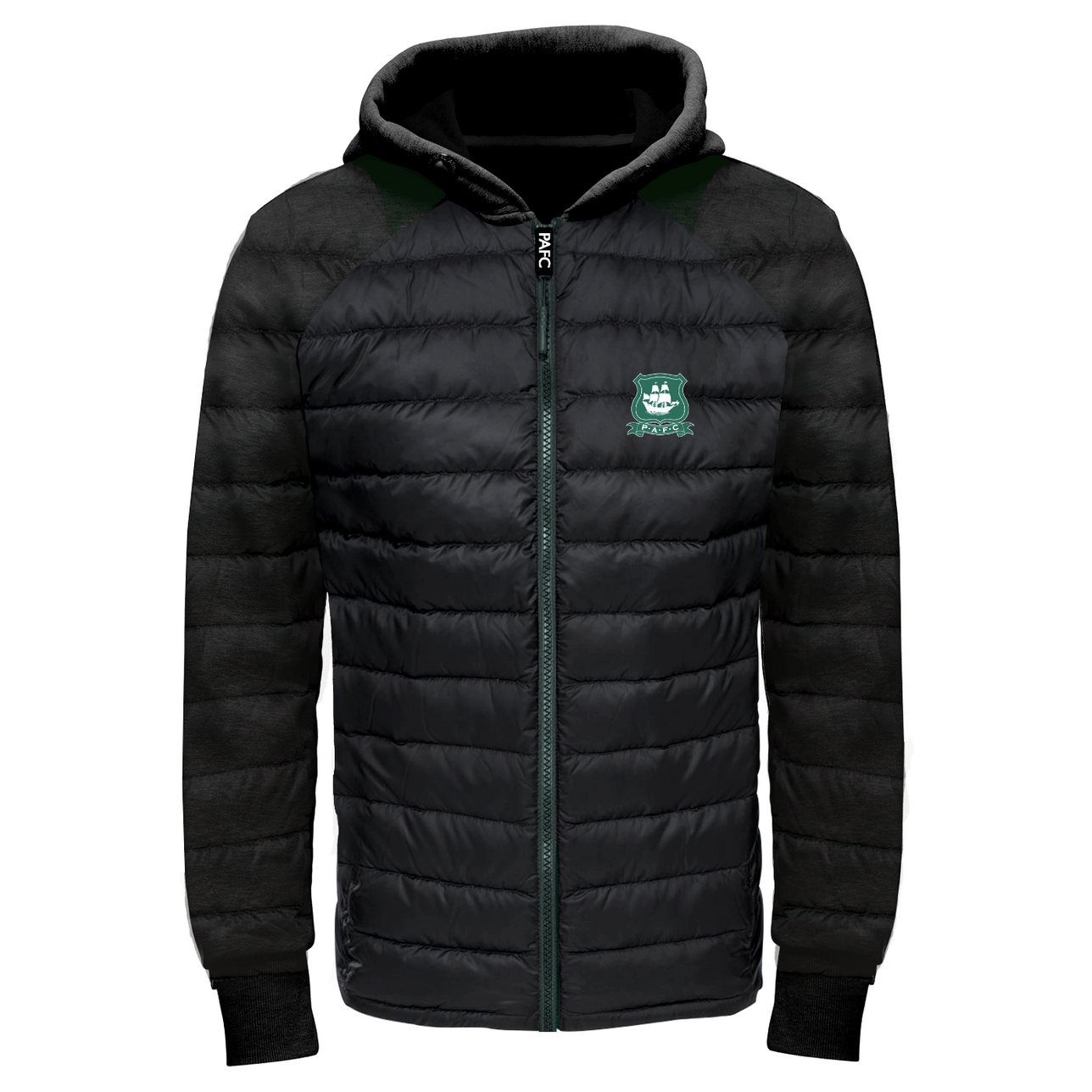 Mayflower Full Zip Padded Jacket