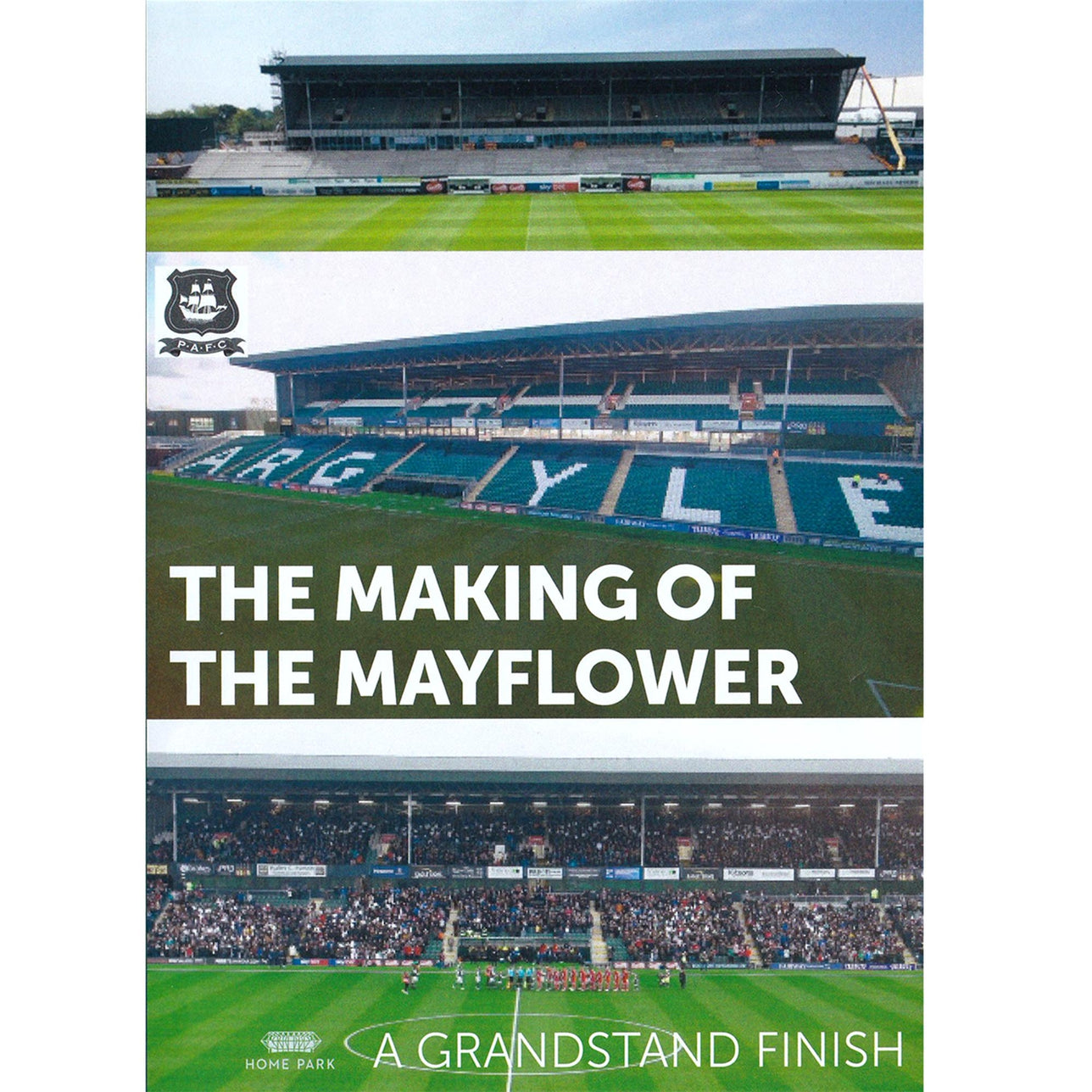 The Making of The Mayflower DVD
