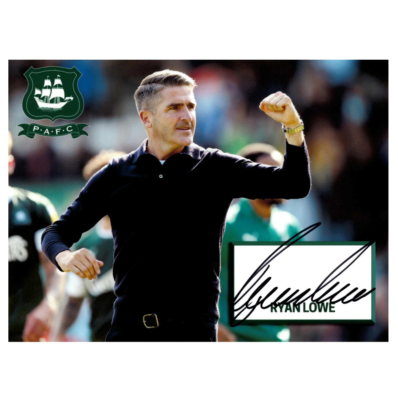 Ryan Lowe Signed Photo