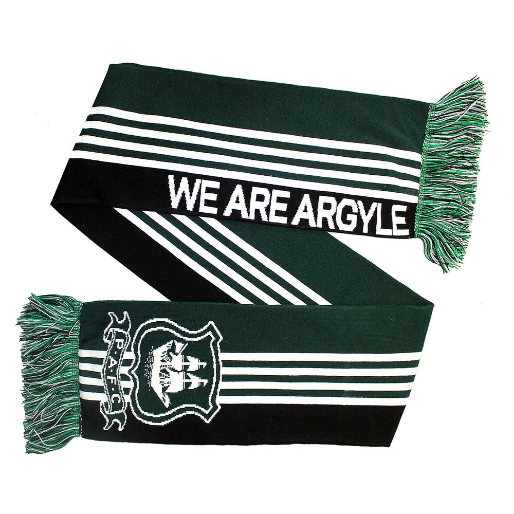 We Are Argyle Scarf
