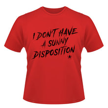 Red 'I Don't Have...' T-shirt