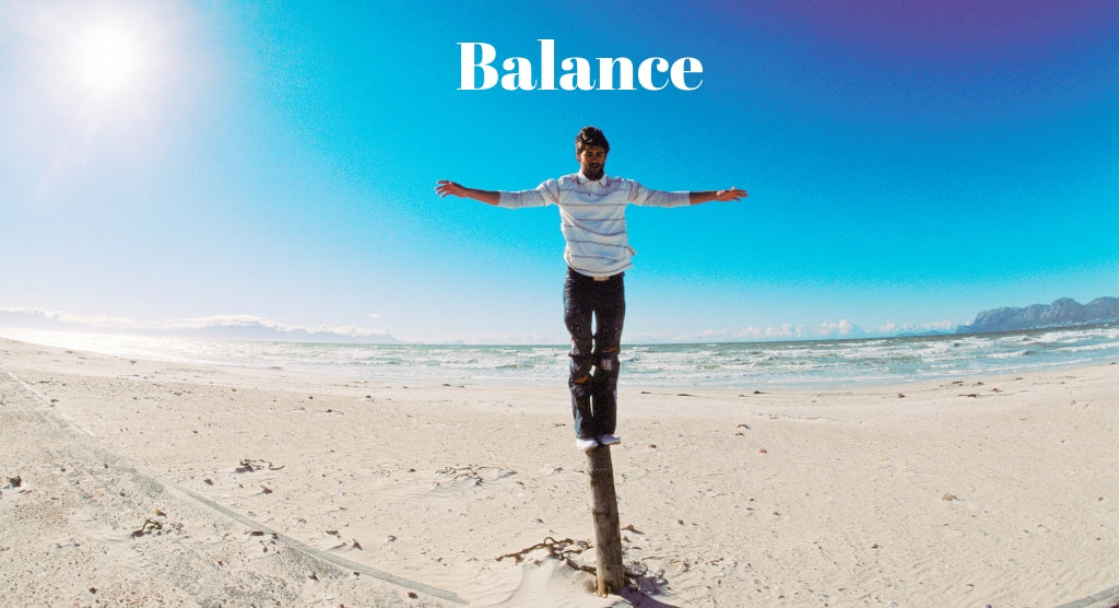 Need to Boost Your Immune System? Balance is Key