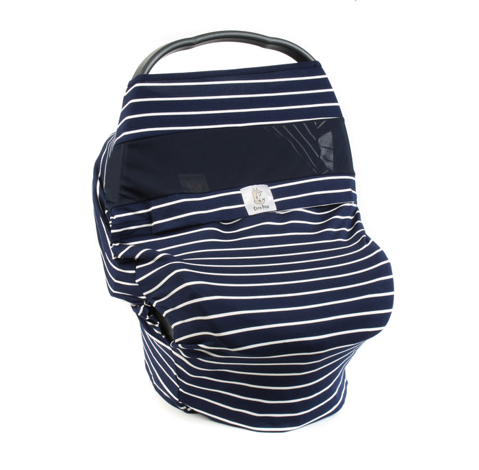 Navy Mariner Stripe