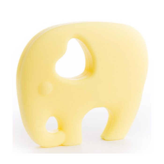 ELEPHANT LOVE TEETHER-Buttercup