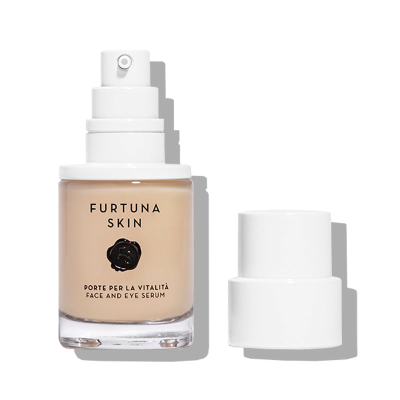 Porte Per La Vitalità Face & Eye Serum