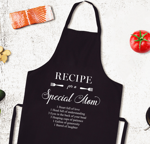 Apron Kitchen Chef Apron Homecook ,Baking, Cooking for Women , gift for mother