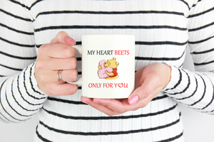 Pooh's Heart Beets Only For You