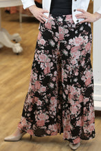 """Flash"" Floral Palazzo Pants - Moxie a sass + class boutique 
