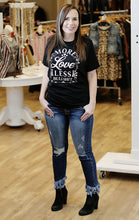 """More or Less"" Graphic Tee - Moxie a sass + class boutique Wichita Boutique"