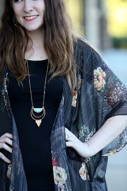 Fash One Size Kimono - Moxie a sass + class boutique | Wichita, KS