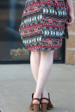 Tribal Print Spaghetti Strap Dress - Moxie a sass + class boutique | Wichita, KS