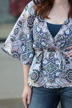 Step Ahead Wrap Top - Moxie a sass + class boutique | Wichita, KS