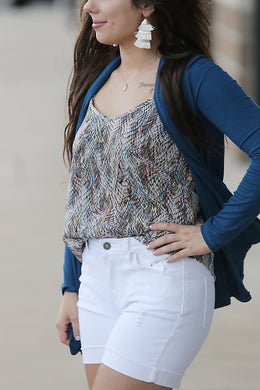 Abbie Cardigan - Moxie a sass + class boutique | Wichita, KS