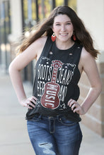 Stockyards Graphic Tank Top - Moxie a sass + class boutique | Wichita, KS