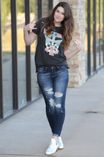 Guitars Distressed Graphic T - Moxie a sass + class boutique | Wichita, KS
