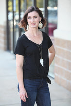 Tri Asymetrical Top - Moxie a sass + class boutique | Wichita, KS
