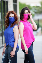 Rona Top with Face Mask - Moxie a sass + class boutique | Wichita, KS