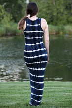 Tidepool Tie Dye Maxi Dress - Moxie a sass + class boutique | Wichita, KS