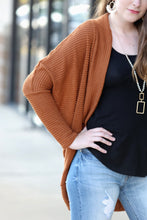 My Story Waffle Knit Cardigan with Dolman sleeves - Moxie a sass + class boutique | Wichita, KS