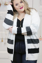 Anywhere Color Block Cardigan
