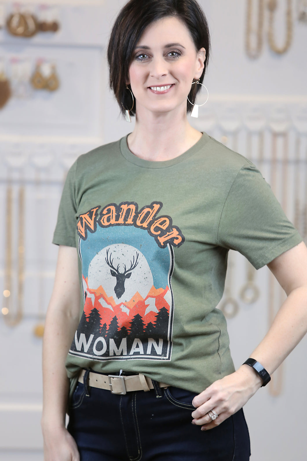 Wander Woman Graphic Tee