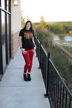 """Positive"" Graphic Tee - Moxie a sass + class boutique 
